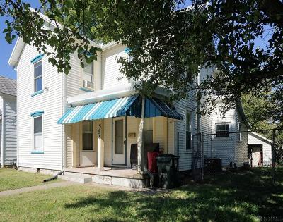 Miamisburg Single Family Home For Sale: 547 E Pearl Street