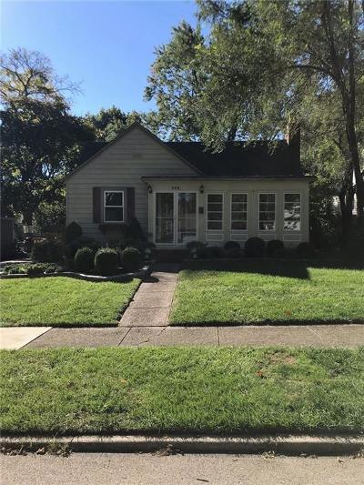 Dayton Single Family Home Active/Pending: 544 Monteray Avenue