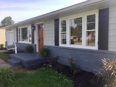 Middletown Single Family Home For Sale: 1215 Barnitz Street