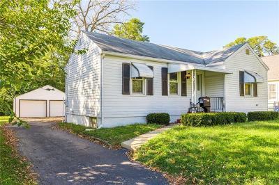Dayton Single Family Home For Sale: 2537 Revere Avenue