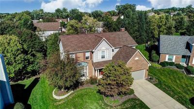 Springboro Single Family Home For Sale: 40 Copley Circle