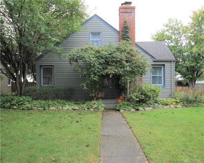 Vandalia Single Family Home Active/Pending: 329 Eastview Avenue