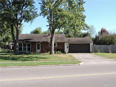 Dayton Single Family Home For Sale: 4070 Glenheath Drive