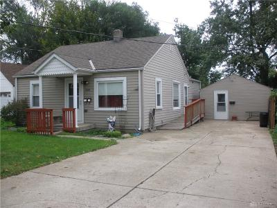 Middletown Single Family Home For Sale: 2229 Winton Street