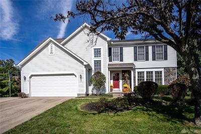 Beavercreek Single Family Home Active/Pending: 3628 Crab Orchard Avenue