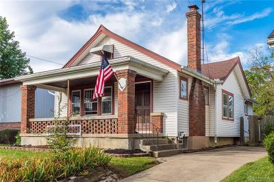 Dayton Single Family Home For Sale: 2653 Westfield Avenue