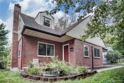 Miamisburg Single Family Home For Sale: 739 11th Street