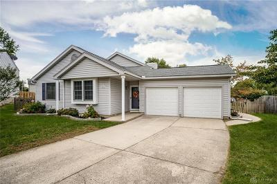 Miamisburg Single Family Home Active/Pending: 2430 Chaffman Court