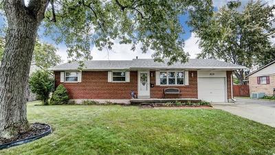 Vandalia Single Family Home For Sale: 1059 Alkaline Springs Road