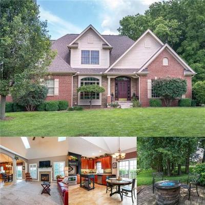 Springboro Single Family Home Active/Pending: 795 Heatherwoode Circle