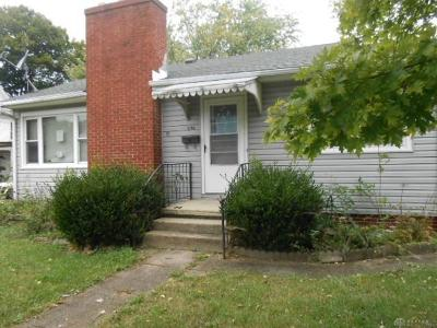 Xenia Single Family Home For Sale: 276 Hill Street