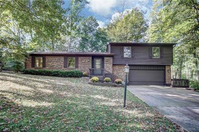 Beavercreek Single Family Home For Sale: 1837 Shady Lane