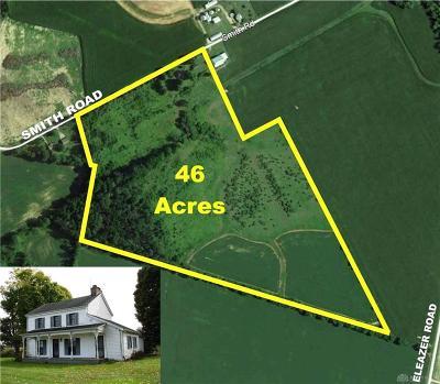 Xenia Farm For Sale: 1617 Smith Road
