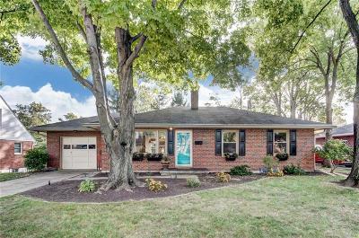 Dayton Single Family Home For Sale: 3038 Mirimar Street