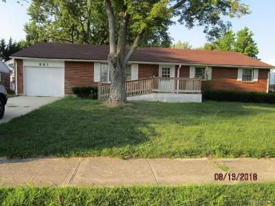 Vandalia Single Family Home For Sale: 361 Tionda Drive