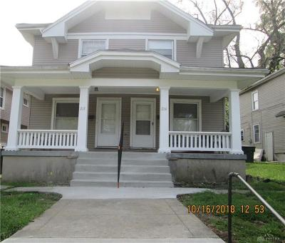 Dayton Multi Family Home For Sale: 212 Parkwood Drive