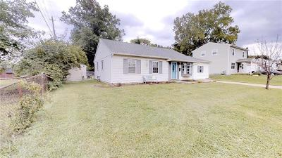 Springfield OH Single Family Home For Sale: $75,900