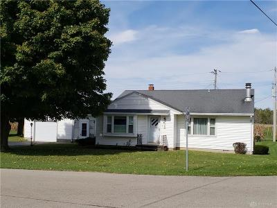 Jamestown Vlg OH Single Family Home Active/Pending: $125,000
