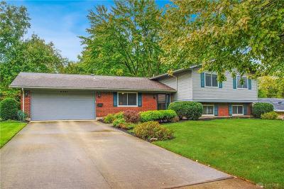 Centerville Single Family Home Active/Pending: 8741 Park Haven Point