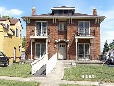 Dayton Multi Family Home For Sale: 501 Norman Avenue