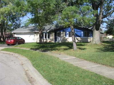 Englewood Single Family Home For Sale: 1004 Bevan Court