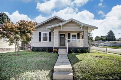 Springfield OH Single Family Home For Sale: $79,900