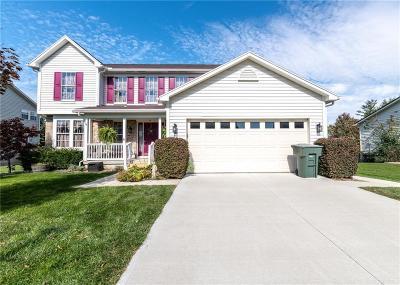 Dayton Single Family Home For Sale: 6347 Pheasant Valley Road