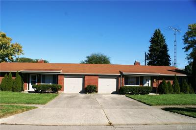 Dayton Multi Family Home For Sale: 521 Hollendale Drive