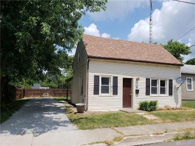 Jamestown Vlg OH Single Family Home For Sale: $39,900