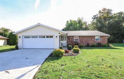 Single Family Home Active/Pending: 2702 Seymour Lane