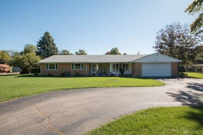 Dayton Single Family Home For Sale: 5222 Mad River Road