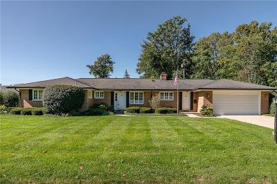 Kettering Single Family Home For Sale: 4091 Overland Trail