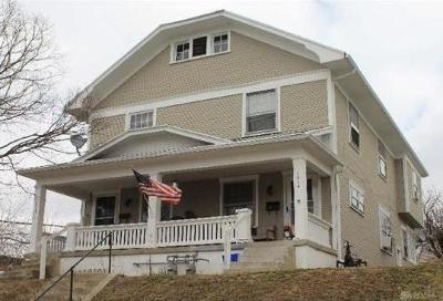 Dayton Multi Family Home For Sale: 1014 Holly Avenue