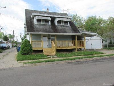 Dayton Single Family Home For Sale: 2306 Alice Street