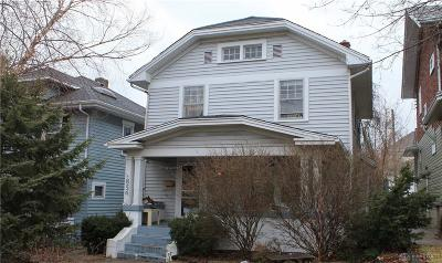 Dayton Single Family Home For Sale: 854 Carlisle Avenue