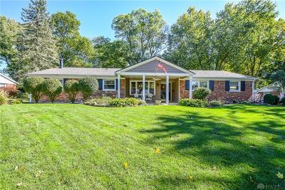 Dayton Single Family Home For Sale: 210 Boyce Road