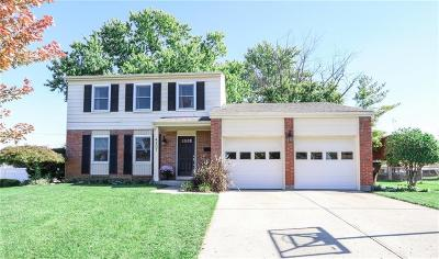Englewood Single Family Home For Sale: 4207 Glenayre Drive