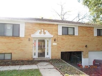 Dayton Single Family Home For Sale: 1710 Roslyn Avenue