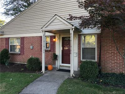 Dayton Single Family Home For Sale: 3817 Kenwick Drive