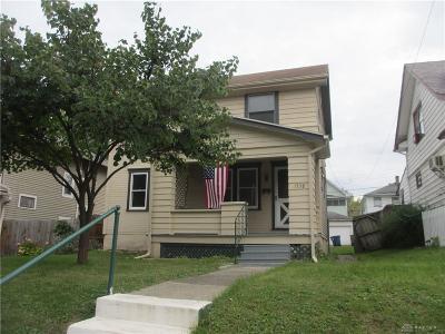 Dayton Single Family Home For Sale: 1338 Epworth Avenue
