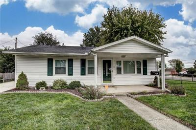 Xenia Single Family Home For Sale: 487 Beatty Drive