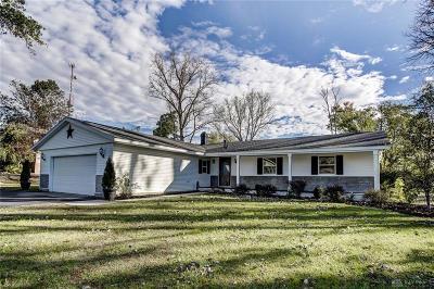 South Charleston Single Family Home For Sale: 40 Wildwood Drive