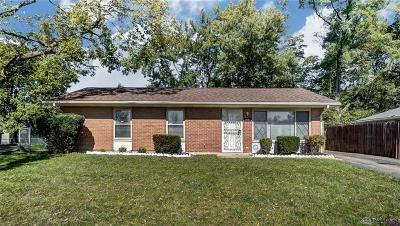 Dayton Single Family Home For Sale: 1431 Norville Court