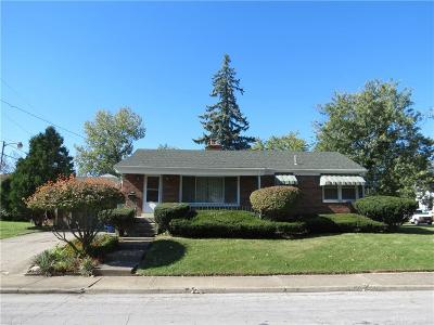 Dayton OH Single Family Home For Sale: $27,500