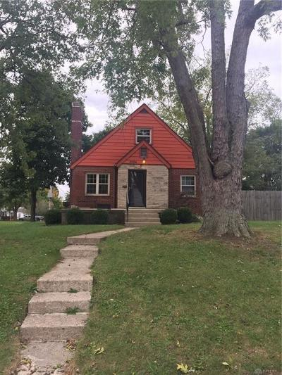 Dayton Single Family Home For Sale: 3324 Mesmer Avenue