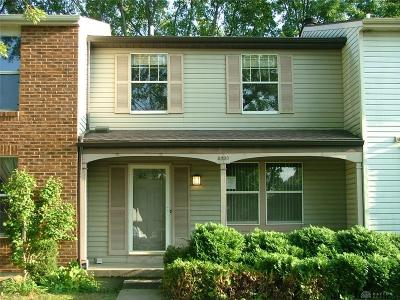 Dayton Condo/Townhouse For Sale: 6290 Pheasant Hill Road