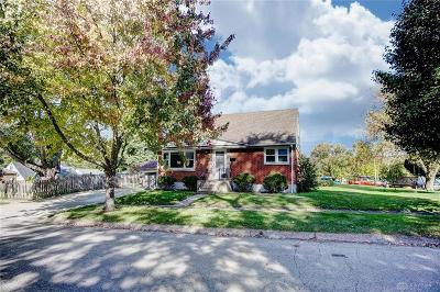 Kettering Single Family Home For Sale: 815 Orchard Drive