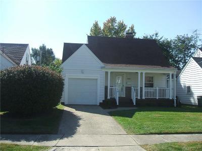 Dayton Single Family Home For Sale: 456 Roy Avenue
