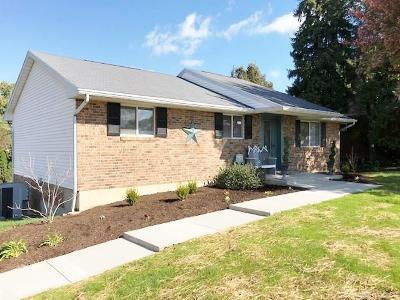 Dayton Single Family Home For Sale: 1825 David Road