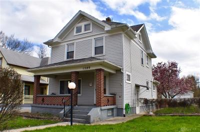 Kettering Single Family Home Active/Pending: 1580 Springhill Avenue